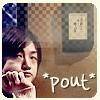 Panda^^: pouting