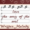 The Melody in Writing