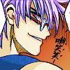 Enishi Purple Hair