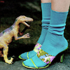 kiki_miserychic: A Dinosaur and Kate Spade Shoes Fairytal