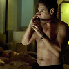 One Part Exuberance; Two Parts Obsession: shirtless don
