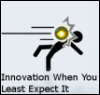 Innovation when you least expect it, Portal