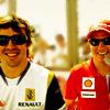 Alonso-Kimi, F1