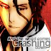 formative: Bleach::Aizen::world crashing