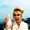 ab fab: i'll drink to that
