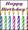 Fiona: birthday