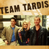 Dr who: team tardis