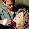 Terminator: Sarah/Kyle asleep
