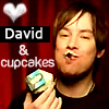 rowena_roxanne: david cook; love and cupcakes