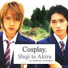ryo-uchi shuuji to akira cosplay