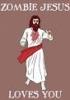 Easter, Jesus, Zombie Jesus