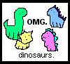 omg dinosaurs
