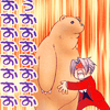 Edgeworth and bear