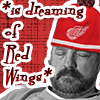 Bobby dreams of Red Wings
