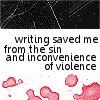 Robyn Goodfellow: writing violence