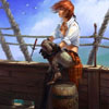 red-head pirate