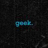 Aru: geek.