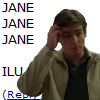 JANE IS THE OSSUMEST PERSON EVER WE LOVE HER SO HA