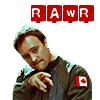 iadorespike: Rodney Rawr by stargater