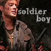 Virtual Personal: Dean soldier boy - by kali_sama
