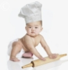 Baking kid