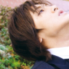 jin gazing at the sky