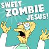 Zoidberg: Futurama: zombie jebus