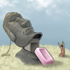 Easter Island Pez