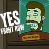 Elijah is a Falcon: Futurama - Frakes - Front Row!