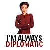 Kira Diplomatic