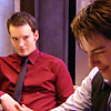 conjunkie: Jack/Ianto secret smile - From out the R