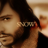 Jason ~ sepia snow