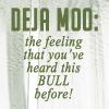 Deja Moo -- Wizzicons