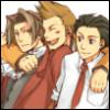 Phoenix & Miles & Larry: Seishun Amigo