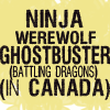 Thin Mynt Goddess: ninja werewolf