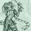 Sparkles: tif Slyth sketch