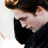 Twilight - Edward Profile Hand in Hair