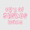 City of Silence Icons