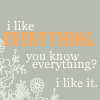 EmmyHildy: NMtB - I like everything