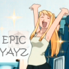 Misc: Winry - Epic Yayz