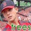 Jed likes trees