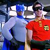 Mr. Blonde: Scrubs || Batman and Robin