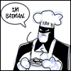 V. Styles: Batman - Chef