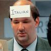 o: kevin is italian