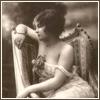 antique lady