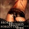 NIN - Broken Bruised