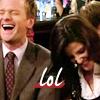 Barbara: lol Barney HIMYM
