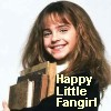 morethansirius: Fangirls - Hermione Happy Little Fangirl