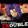 team rocket trouble