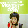 electrocute that cow